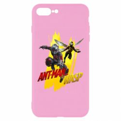 Чохол для iPhone 8 Plus Ant - Man and Wasp