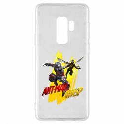Чохол для Samsung S9+ Ant - Man and Wasp
