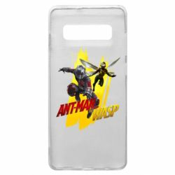 Чохол для Samsung S10+ Ant - Man and Wasp