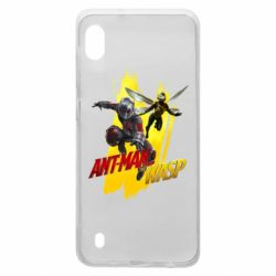 Чохол для Samsung A10 Ant - Man and Wasp