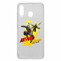 Чохол для Samsung A20 Ant - Man and Wasp