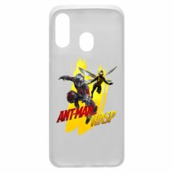 Чохол для Samsung A40 Ant - Man and Wasp