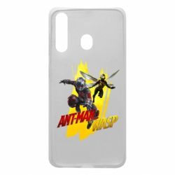Чохол для Samsung A60 Ant - Man and Wasp