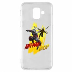 Чохол для Samsung A6 2018 Ant - Man and Wasp