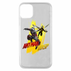 Чохол для iPhone 11 Pro Ant - Man and Wasp