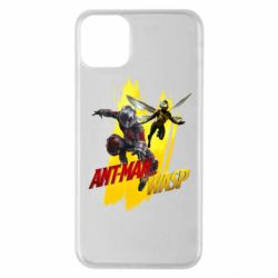 Чохол для iPhone 11 Pro Max Ant - Man and Wasp