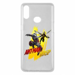 Чохол для Samsung A10s Ant - Man and Wasp