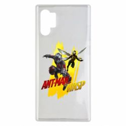 Чохол для Samsung Note 10 Plus Ant - Man and Wasp
