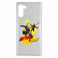 Чохол для Samsung Note 10 Ant - Man and Wasp
