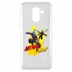 Чохол для Samsung A6+ 2018 Ant - Man and Wasp