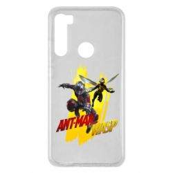 Чохол для Xiaomi Redmi Note 8 Ant - Man and Wasp