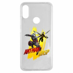 Чохол для Xiaomi Redmi Note 7 Ant - Man and Wasp