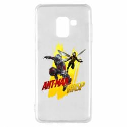 Чохол для Samsung A8 2018 Ant - Man and Wasp