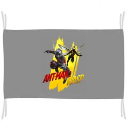 Прапор Ant - Man and Wasp