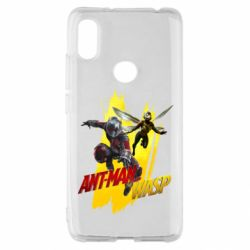 Чохол для Xiaomi Redmi S2 Ant - Man and Wasp