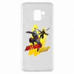Чохол для Samsung A8+ 2018 Ant - Man and Wasp