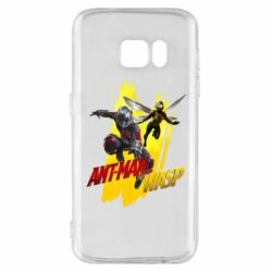 Чохол для Samsung S7 Ant - Man and Wasp