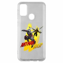 Чохол для Samsung M30s Ant - Man and Wasp