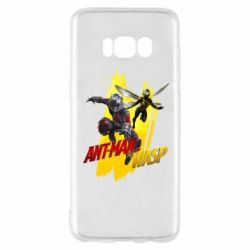 Чохол для Samsung S8 Ant - Man and Wasp
