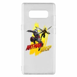 Чохол для Samsung Note 8 Ant - Man and Wasp