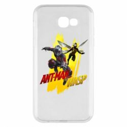 Чохол для Samsung A7 2017 Ant - Man and Wasp