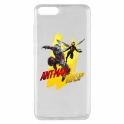 Чохол для Xiaomi Mi Note 3 Ant - Man and Wasp