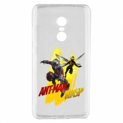 Чохол для Xiaomi Redmi Note 4 Ant - Man and Wasp