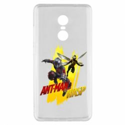 Чохол для Xiaomi Redmi Note 4x Ant - Man and Wasp