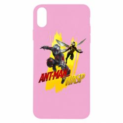 Чохол для iPhone X/Xs Ant - Man and Wasp