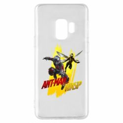 Чохол для Samsung S9 Ant - Man and Wasp
