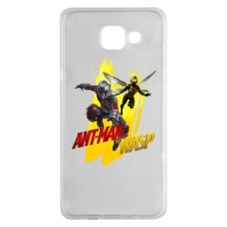 Чохол для Samsung A5 2016 Ant - Man and Wasp