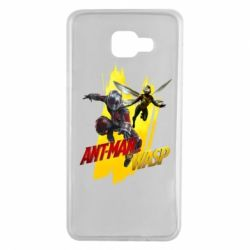 Чохол для Samsung A7 2016 Ant - Man and Wasp
