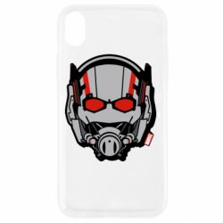 Чехол для iPhone XR Ant Man marvel