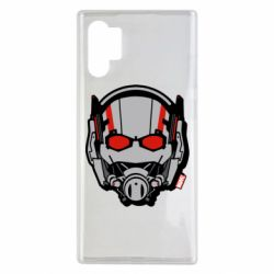 Чехол для Samsung Note 10 Plus Ant Man marvel