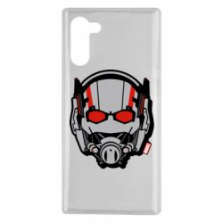 Чехол для Samsung Note 10 Ant Man marvel