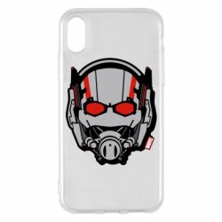 Чехол для iPhone X/Xs Ant Man marvel