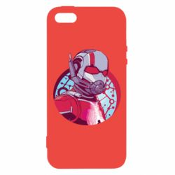 Чохол для iphone 5/5S/SE Ant-Man VECTOR