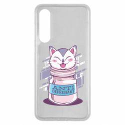 Чехол для Xiaomi Mi9 SE AntiDepressant Cat