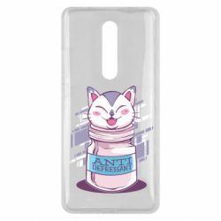 Чехол для Xiaomi Mi9T AntiDepressant Cat