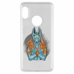 Чехол для Xiaomi Redmi Note 5 Anubis art