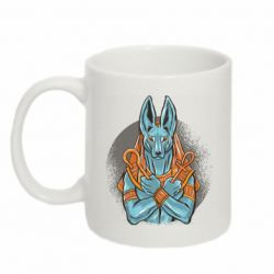Кружка 320ml Anubis art