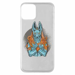 Чехол для iPhone 11 Anubis art