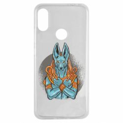 Чехол для Xiaomi Redmi Note 7 Anubis art