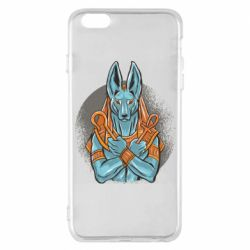 Чехол для iPhone 6 Plus/6S Plus Anubis art