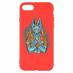 Чехол для iPhone 7 Anubis art