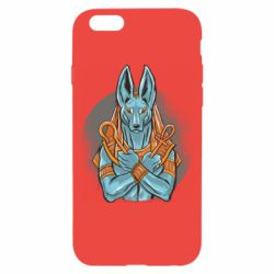 Чехол для iPhone 6/6S Anubis art