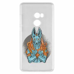 Чехол для Xiaomi Mi Mix 2 Anubis art