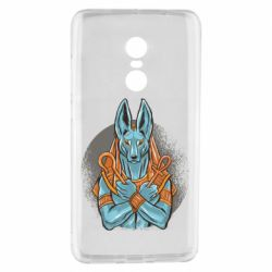 Чехол для Xiaomi Redmi Note 4 Anubis art