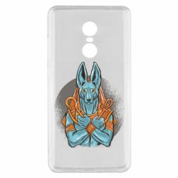 Чехол для Xiaomi Redmi Note 4x Anubis art