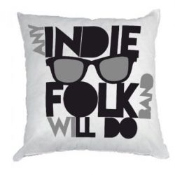 Подушка Any indie folk - FatLine